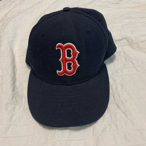 Boston Red Sox New Era hat